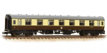 374-163A Farish BR Mk1 FK First Corridor BR (WR) Chocolate & Cream